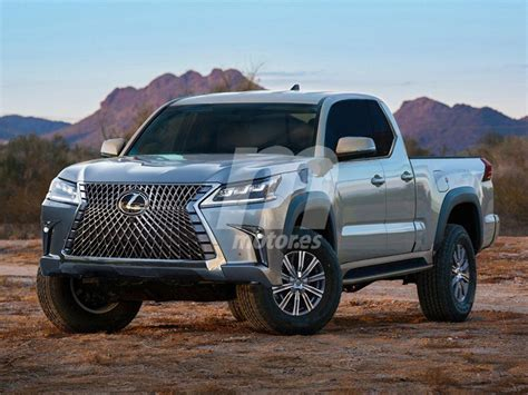 Lexus Truck by Is Lexus Serious About Building A Truck Carbuzz