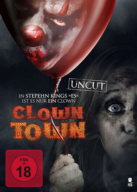 clowntown film  scary moviesde