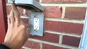 How To Install Gfci Outlet   Shut Down Power Before