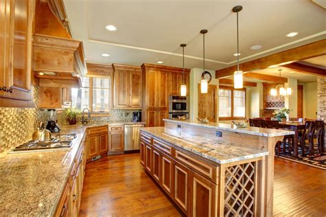 spacious kitchen design 10 narrow kitchen islands ideas in pictures for 2016 2414