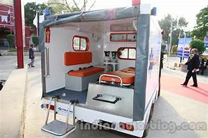Image Gallery Polaris Ambulance