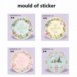 100pcs personalized wedding stickers custom candy stickers With wedding stickers for favors