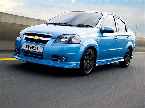 Chevrolet Aveokalos Sedan Specs 2005 2006 2007 2008