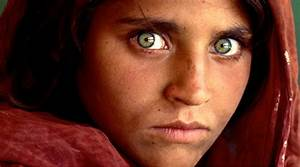 National Geographic's green eyed 'Afghan girl' has been ...