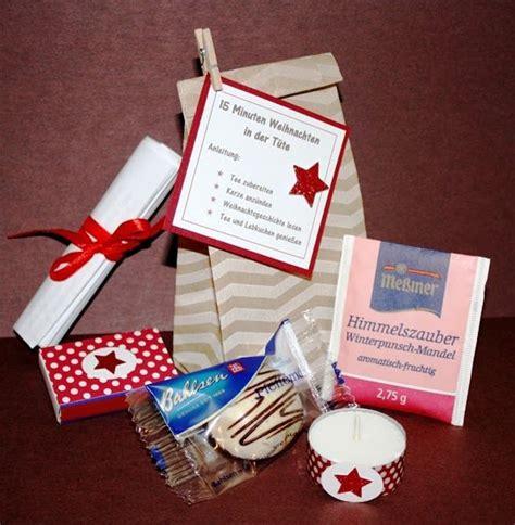 15 minuten weihnachten in der tüte. 15 Minuten Weihnachtsstress-Auszeit in der Tüte | Geschenke | Pinterest | Weihnachten
