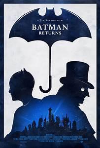 The Geeky Nerfherder: Cool Art: Batman Returns by Adam ...