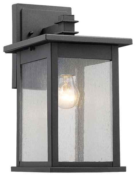 shop houzz lighting inc tristan 1 light black