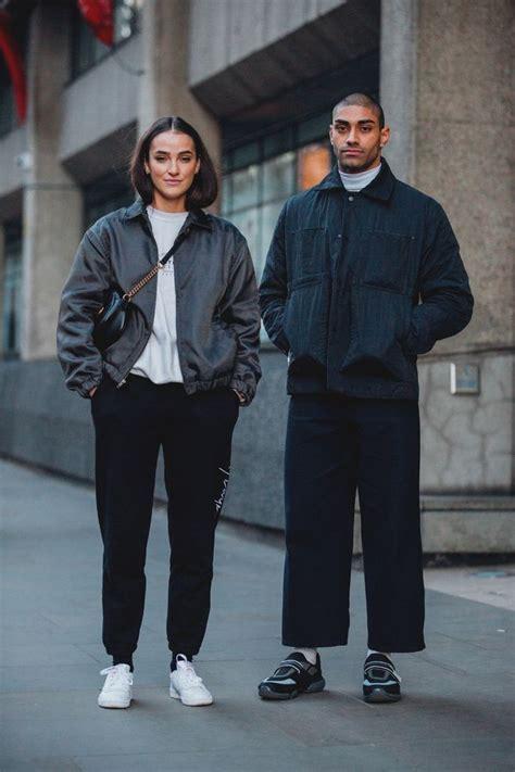 Street style  les meilleurs looks femme de la Fashion Week homme automne-hiver 2018-2019 de ...
