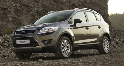 Ford Suv Car by Ford Kuga New Compact Suv Launched Photos 1 Of 5