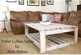 Twopallet Rustic Pallet Coffee Table • Pallet Ideas • 1001 Pallets