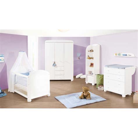 chambre bébé pinolino pinolino chambre bb clara lit commode armoire 3 portes