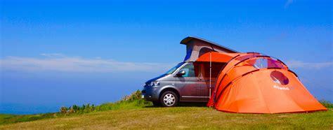Sheltapod Campervan Awnings & Vw Camper Hire