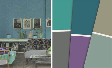 chambre bleu violet peinture salon violet et gris fashion designs