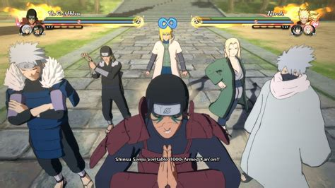 hokages ultimate jutsu naruto shippuden ultimate