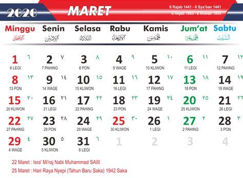 template kalender nasional jawa  lengkap gambar meme ucapan setiker lucu
