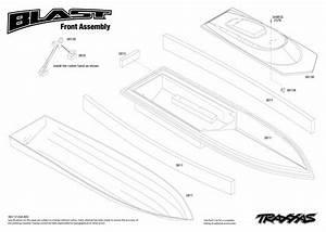 Traxxas Blast Electric Race Boat