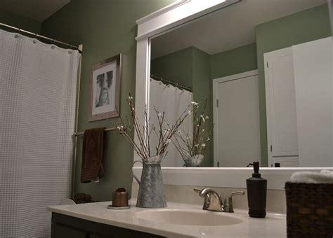 dwelling cents bathroom mirror frame