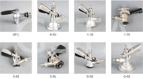 D System Us Sankey Lever Handle Keg Coupler