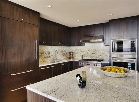 how to choose granite counters for kitchen or bathroom
