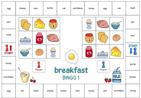 """Ideenreise Ergänzende Materialien """"breakfast""""  Unterrichtsmaterial  Englisch Grundschule"""