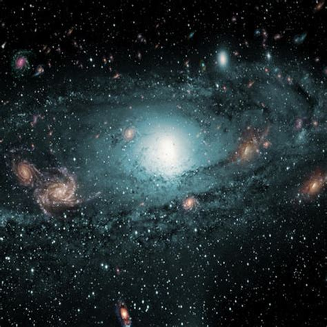 Hundreds Hidden Galaxies Spotted Behind The Milky Way