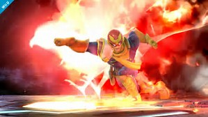 Image result for captian flacon falcon punch