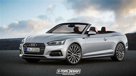 audi a5 cabrio preis 2017 audi a5 cabrio sportback will probably look something like this carscoops