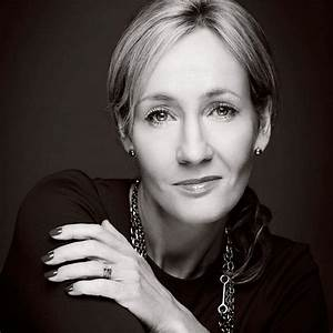 J.K. Rowling is the world's most influential person   Bear ...