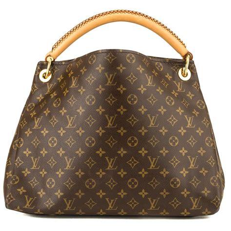 louis vuitton artsy mm  brown monogram hobo bag tradesy