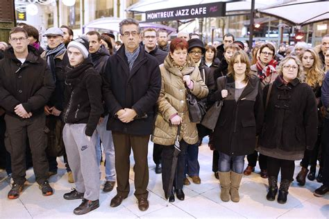 Charlie Hebdo Paris Shooting: France Marks National Day Of ...