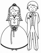 Coloring Bride Groom Button Using Otherwise Grab Welcome sketch template