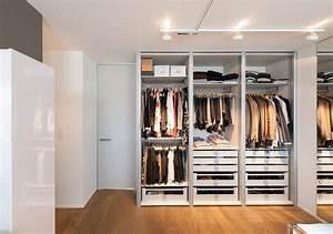Dressing Sans Porte : galerie photos dressings et placards anyway doors ~ Edinachiropracticcenter.com Idées de Décoration