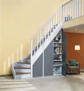 Rangements Sous Escalier Lapeyre by Rangement Placard Dressing Galerie Photos De Dossier