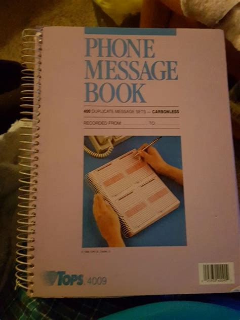 phone book pa letgo phone message book in yardley pa
