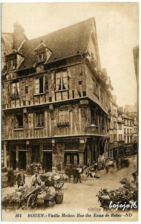 linge de maison rouen rouen vieilles rues rouen cartes postales anciennes sur cparama