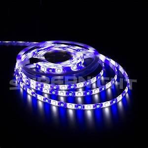 White LED Flexible Lights Waterproof RGBW Lighting + 40 ...