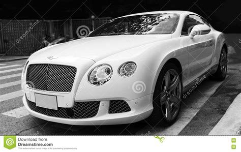 Luxury Car Bentley Rtype Continental Coupe `oneoff` By