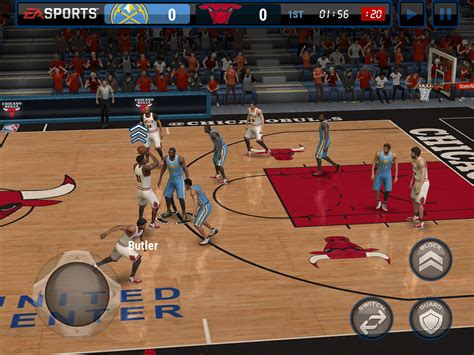 live mobile play nba live mobile now in canada gamezebo