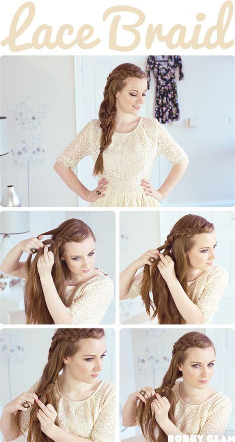 romantic braided hairstyles   tutorials