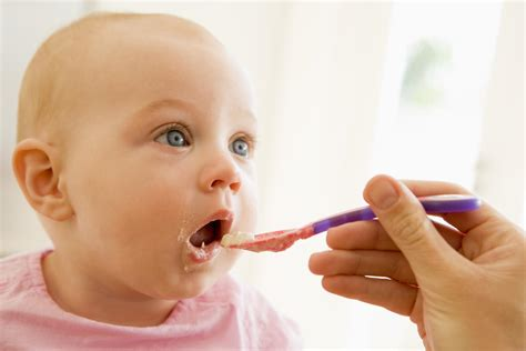 All About What How When To Feed Your Baby Solids