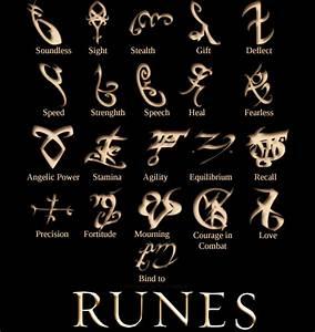 Shadowhunter Runes - Mortal Instruments Photo (37057228 ...
