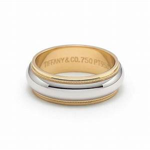 tiffany classictm milgrain wedding band ring wedding With tiffany mens wedding rings