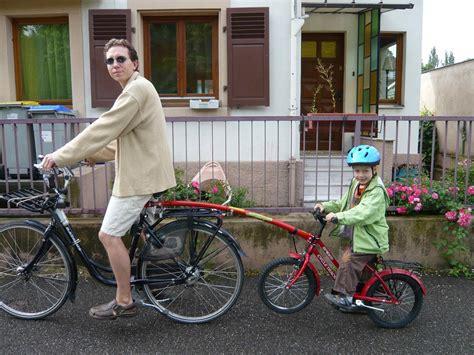 comment monter une chambre a air de velo le vélo brouette le trail gator