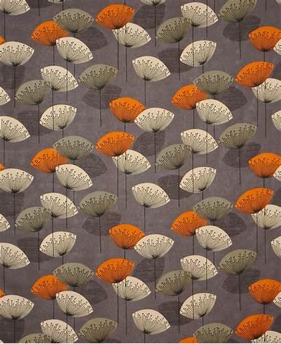 Dandelion Clocks Sanderson Direct Slate Fabrics