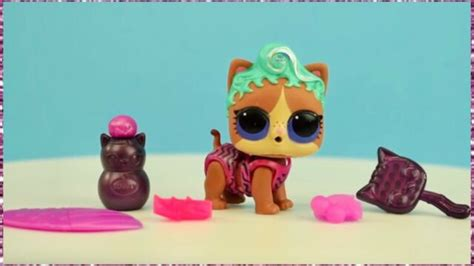 And in 1 wave 5 series you can попасться 18 of them. L.O.L. Surprise! 560487E7C Fluffy Pets Doll for sale ...