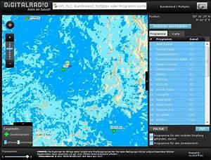 Dab Radio Empfang Karte : digitalradio ratgeber seite 4 i ~ Kayakingforconservation.com Haus und Dekorationen