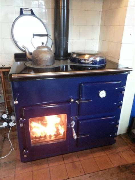 aga rayburn wood burning range   wood burning oven