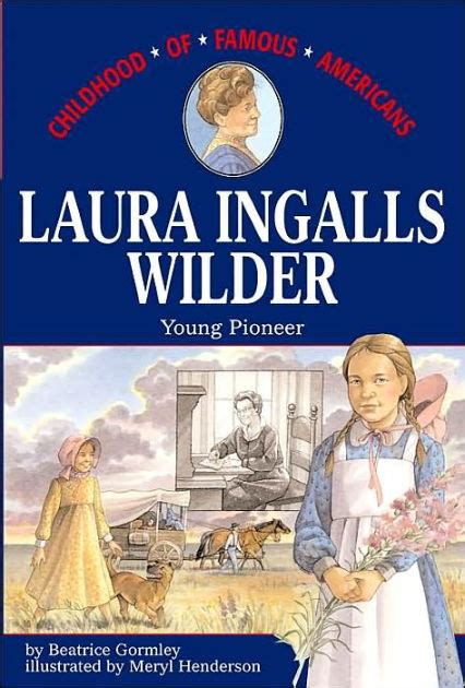 barnes and noble henderson ingalls wilder by beatrice gormley meryl henderson