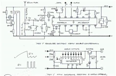 Radio Control Electronic Circuits