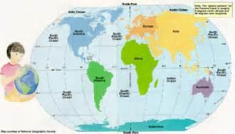 World Earth Globe Map